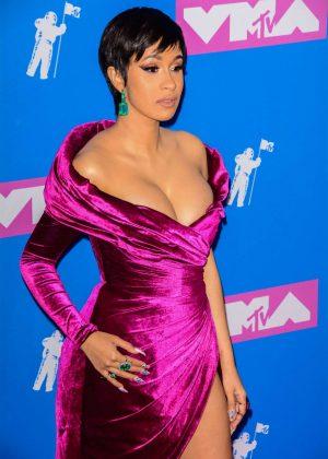Cardi B - 2018 MTV Video Music Awards in New York City