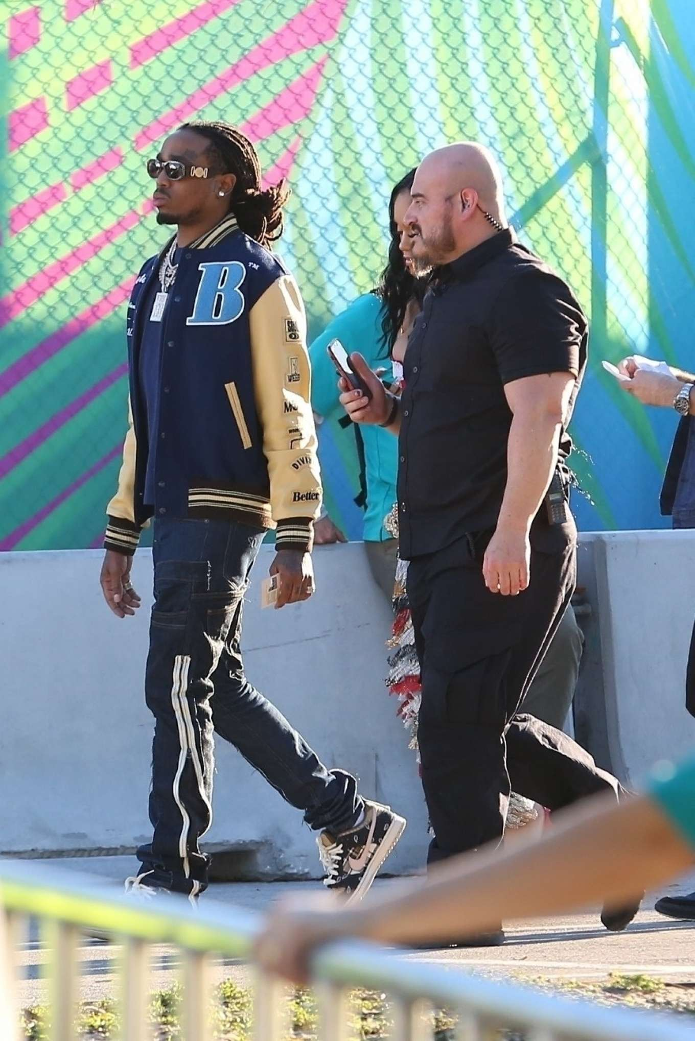 Cardi B 2020 : Cardi B – Arrives at the Super Bowl in Miami-26