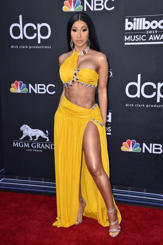 Cardi B - Billboard Music Awards 2019 at MGM Grand Garden Arena in Las Vegas