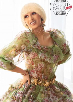 Cardi B - People En Espanol (December 2018/January 2019)
