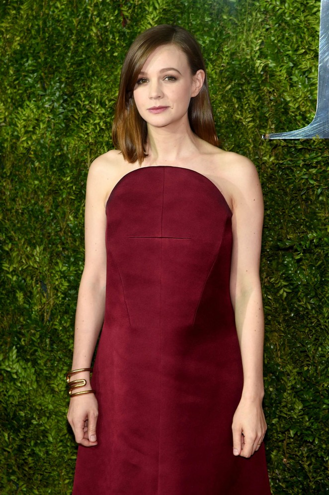 Carey Mulligan - 2015 Tony Awards in New York