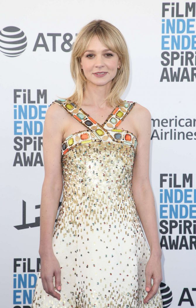 Carey Mulligan - 2019 Film Independent Spirit Awards in Santa Monica