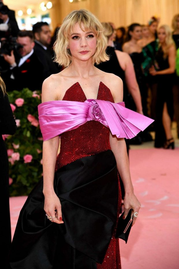 Carey Mulligan - 2019 Met Gala in NYC