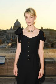 Carey Mulligan - Attends BVLGARI - The Story, The Dream in Rome