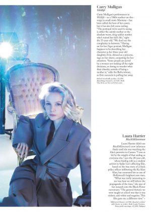 Carey Mulligan - British Vogue Magazine (February 2019)