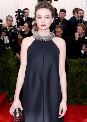 Carey Mulligan - 2015 Costume Institute Gala in NYC
