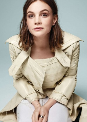 Carey Mulligan - Elle UK Magazine (November 2015)