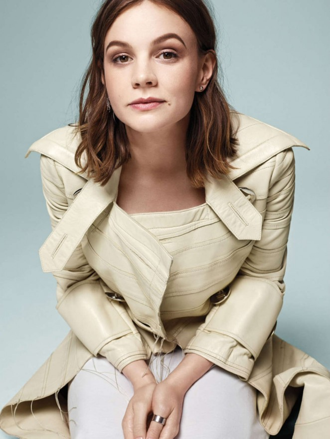 Carey Mulligan: Elle U... Carey Mulligan