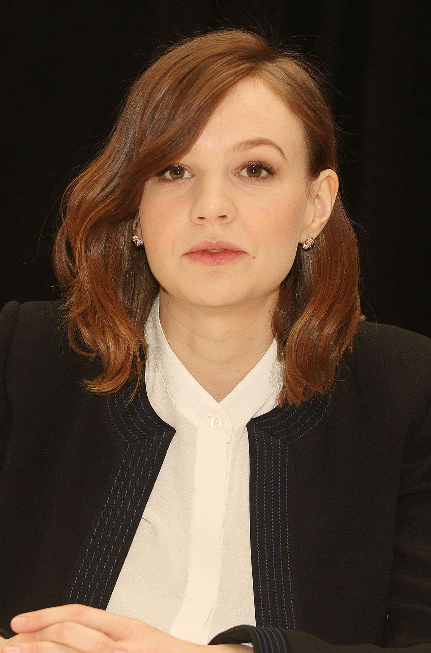 Carey Mulligan - 'Far From The Madding Crowd' Press Conference in NY