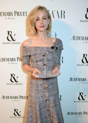 Carey Mulligan - Harper's Bazaar Women of the Year Awards 2017 in London