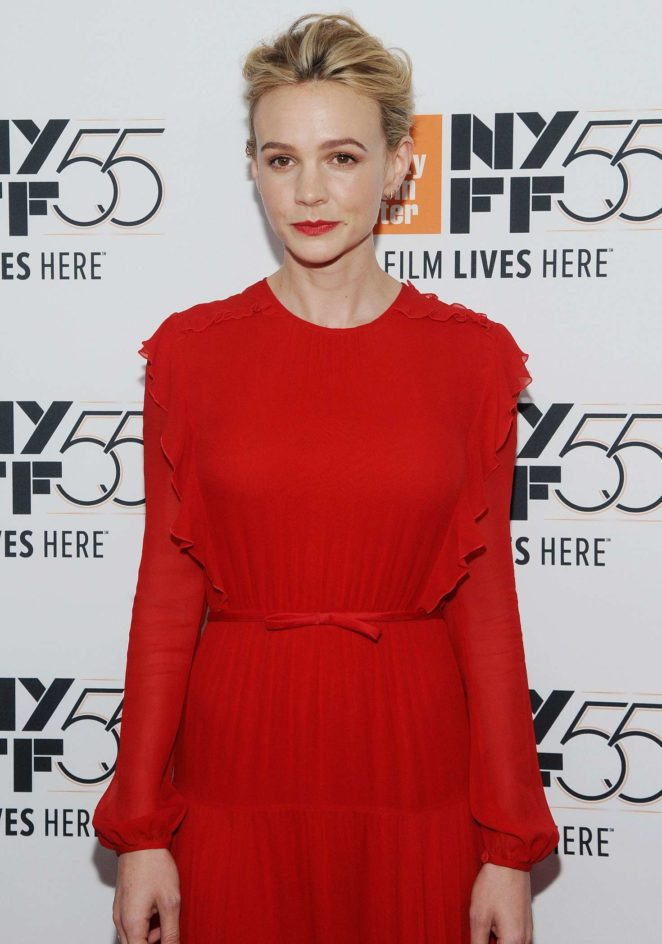 Carey Mulligan - 'Mudbound' Premiere in NYC