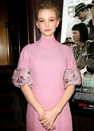 Carey Mulligan - 'Mudbound' Special Screening in NYC