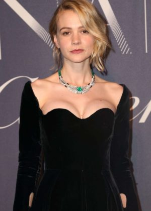 Carey Mulligan - Resonances De Cartier Jewelry Collection Launch in NY