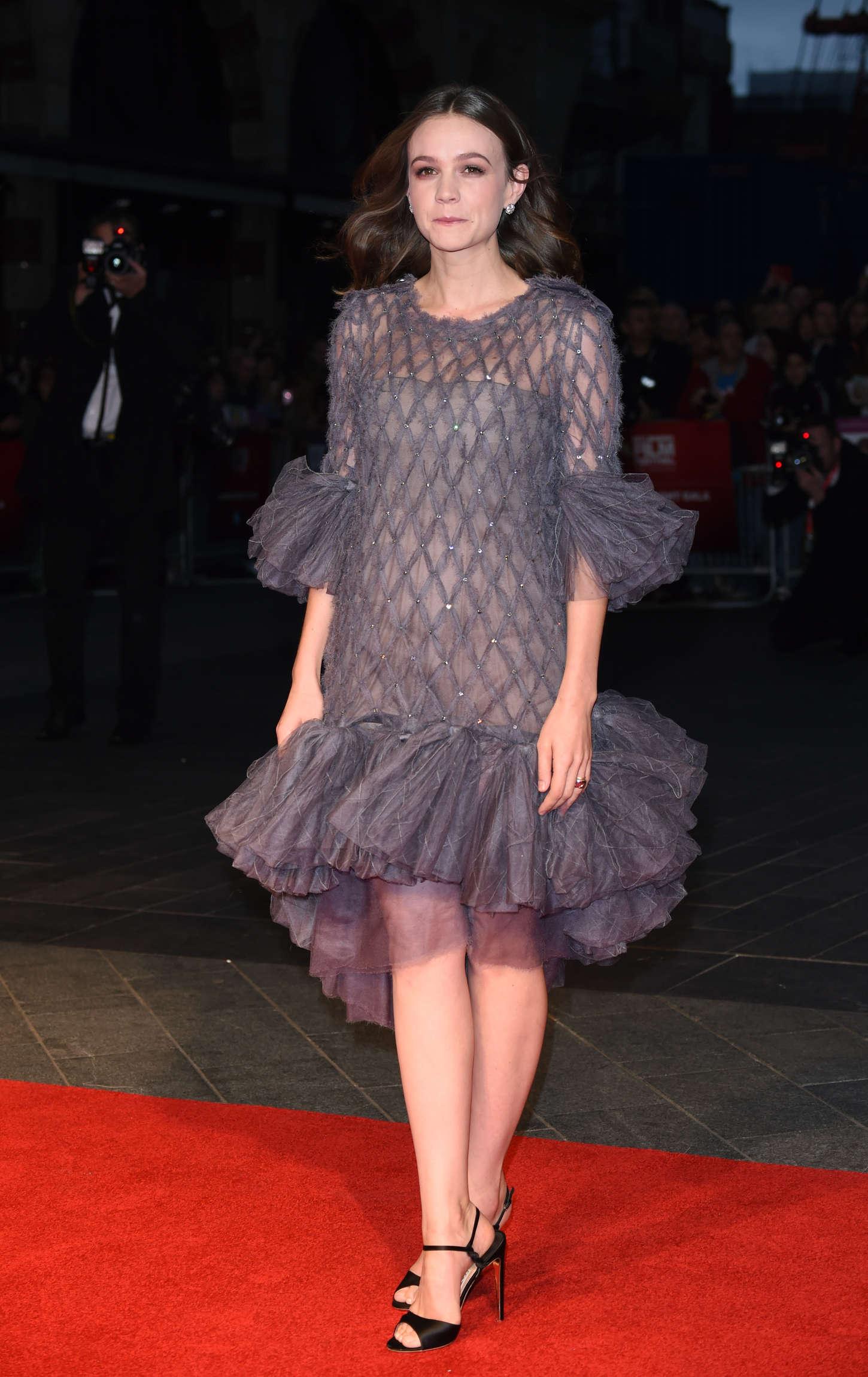 Carey Mulligan 2015 : Carey Mulligan: Suffragette Premiere -05