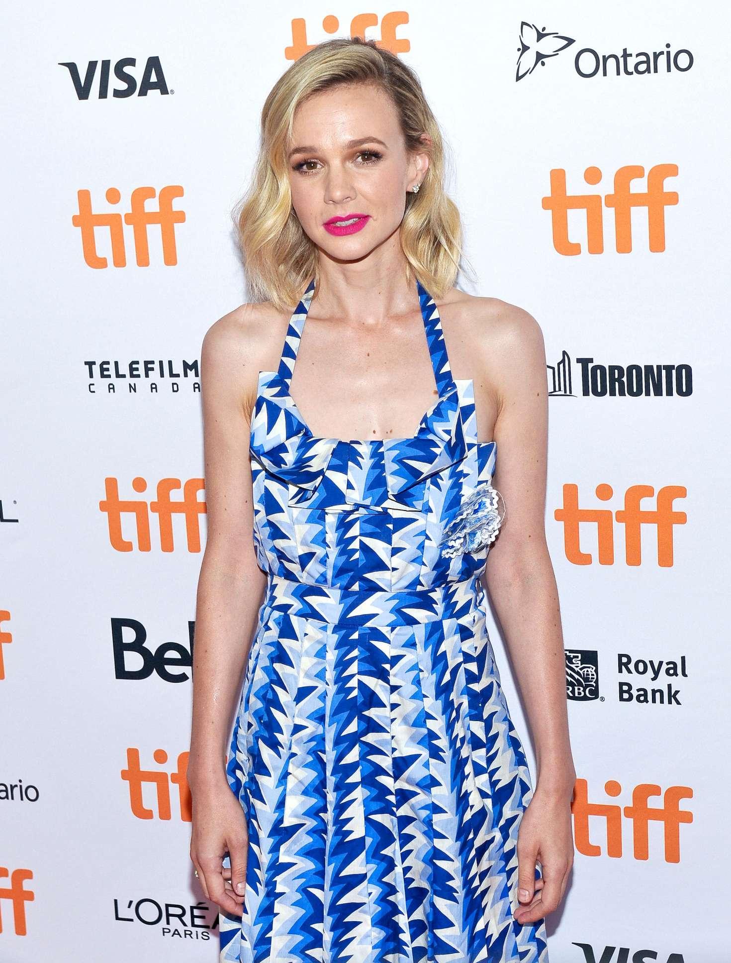Carey Mulligan - 'Wildlife' Premiere - 2018 Toronto International Film Festival