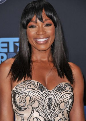Cari Champion - 2017 BET Awards in Los Angeles