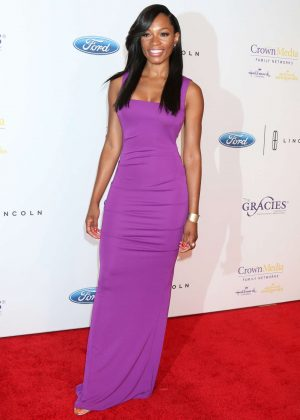 Cari Champion - 41st Annual Gracie Awards Gala in Beverly Hills