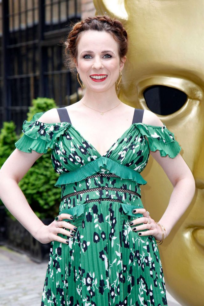 Cariad Lloyd - 2018 British Academy Television Craft Awards in London