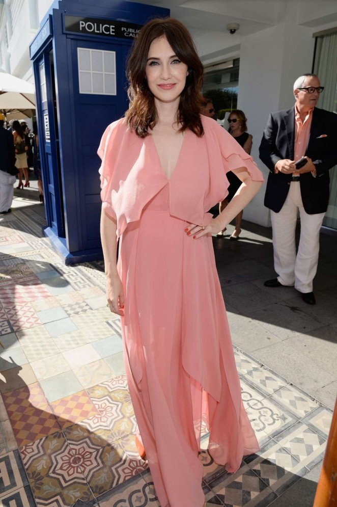 Carice Van Houten: 2015 BAFTA Los Angeles TV Tea -08