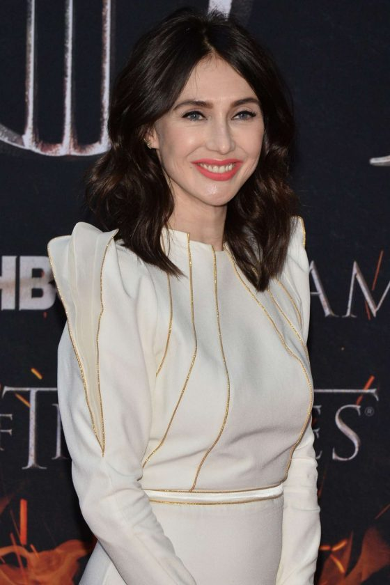 Carice van Houten - 'Game of Thrones' Season 8 Premiere in New York