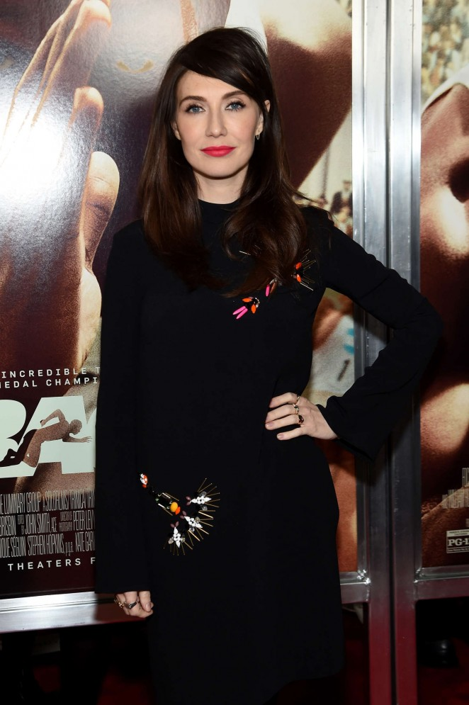 Carice van Houten - 'Race' Screening in New York City
