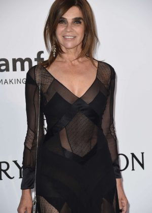 Carine Roitfeld - amfAR's 23rd Cinema Against AIDS Gala in Antibes