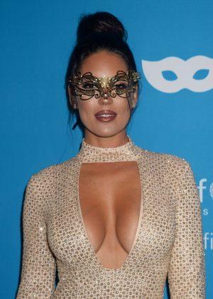Carissa Rosario - 2016 UNICEF Masquerade Ball in Los Angeles