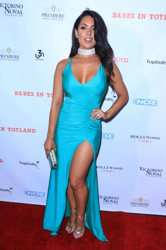 Carissa Rosario: 9th Annual Babes in Toyland Charity Toy Drive -01