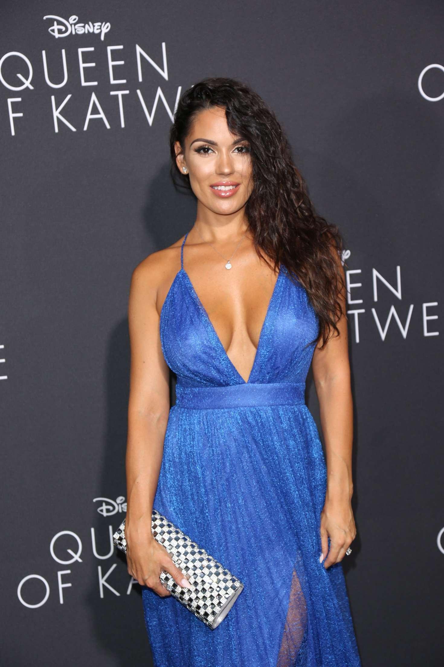 Carissa Rosario 2016 : Carissa Rosario: Queen of Katwe LA Premiere -05