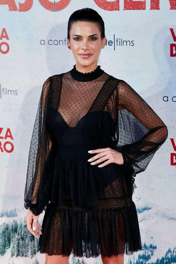 Carla Barber - 'Cold Pursuit' Premiere in Madrid