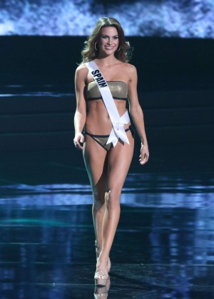 Carla Barber Garcia - Miss Universe 2015 Preliminary Round in Las Vegas