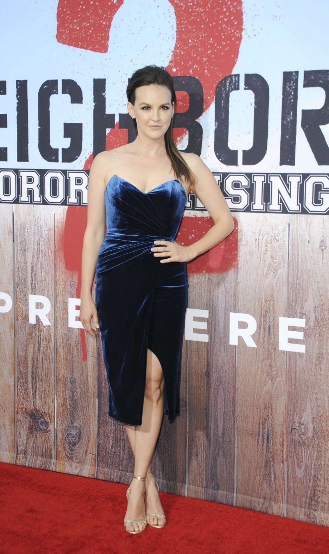 Carla Gallo - 'The Neighbors 2' Premiere in Los Angeles