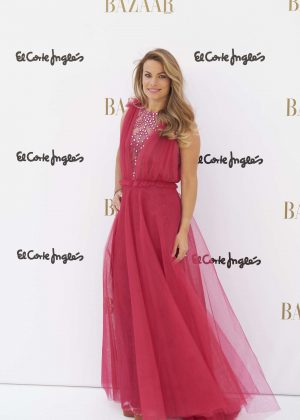 Carla Goyanes - 150th Anniversary of Harper's Bazaar Party in Madrid