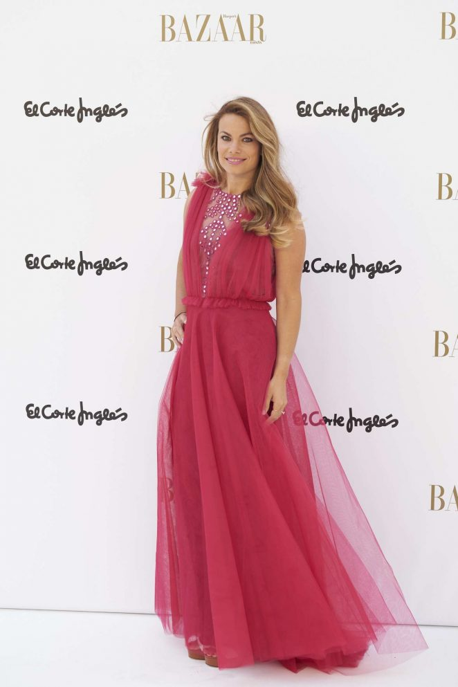 Carla Goyanes - 150th Anniversary of Harper's Bazaar Party in Madrid