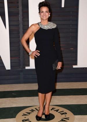 Carla Gugino - 2015 Vanity Fair Oscar Party in Hollywood