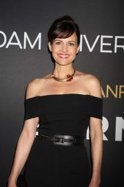 Carla Gugino - 'Burn This' Broadway Play Opening Night in New York