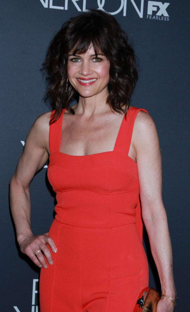 Carla Gugino - 'Fosse/Verdon' TV Show Premiere in NYC