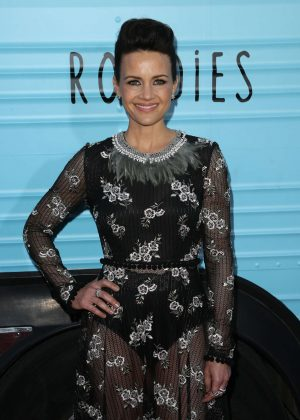 Carla Gugino - 'Roadies' Premiere in Los Angeles