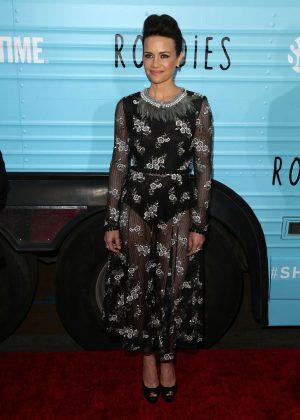 Carla Gugino: Roadies LA Premiere -07