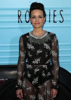 Carla Gugino: Roadies LA Premiere -14