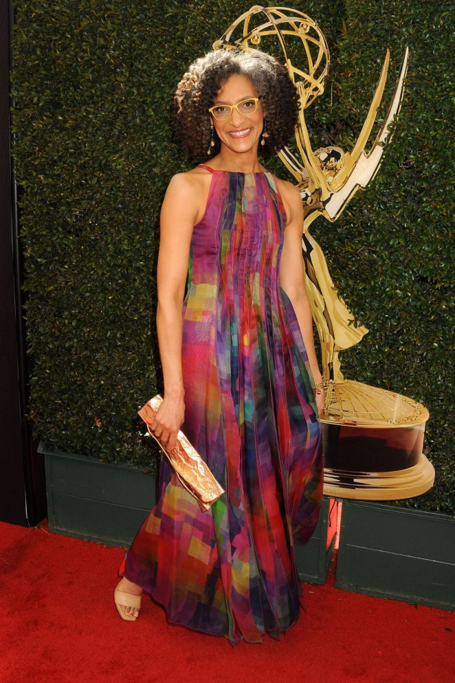 Carla Hall - 2016 Daytime Emmy Awards in Los Angeles