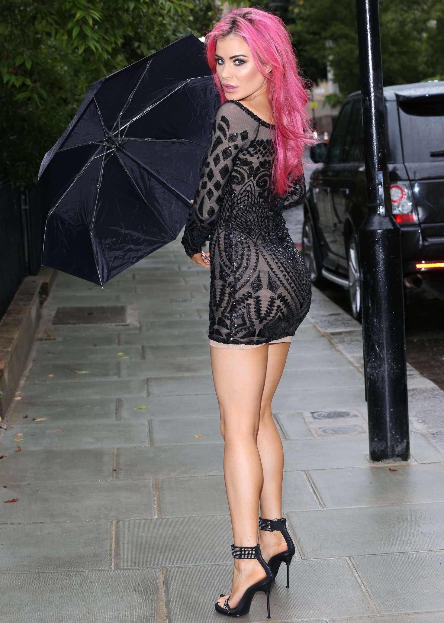 Carla howe in mini dress atomic blonde film event at village underground in london nude (35 pics)