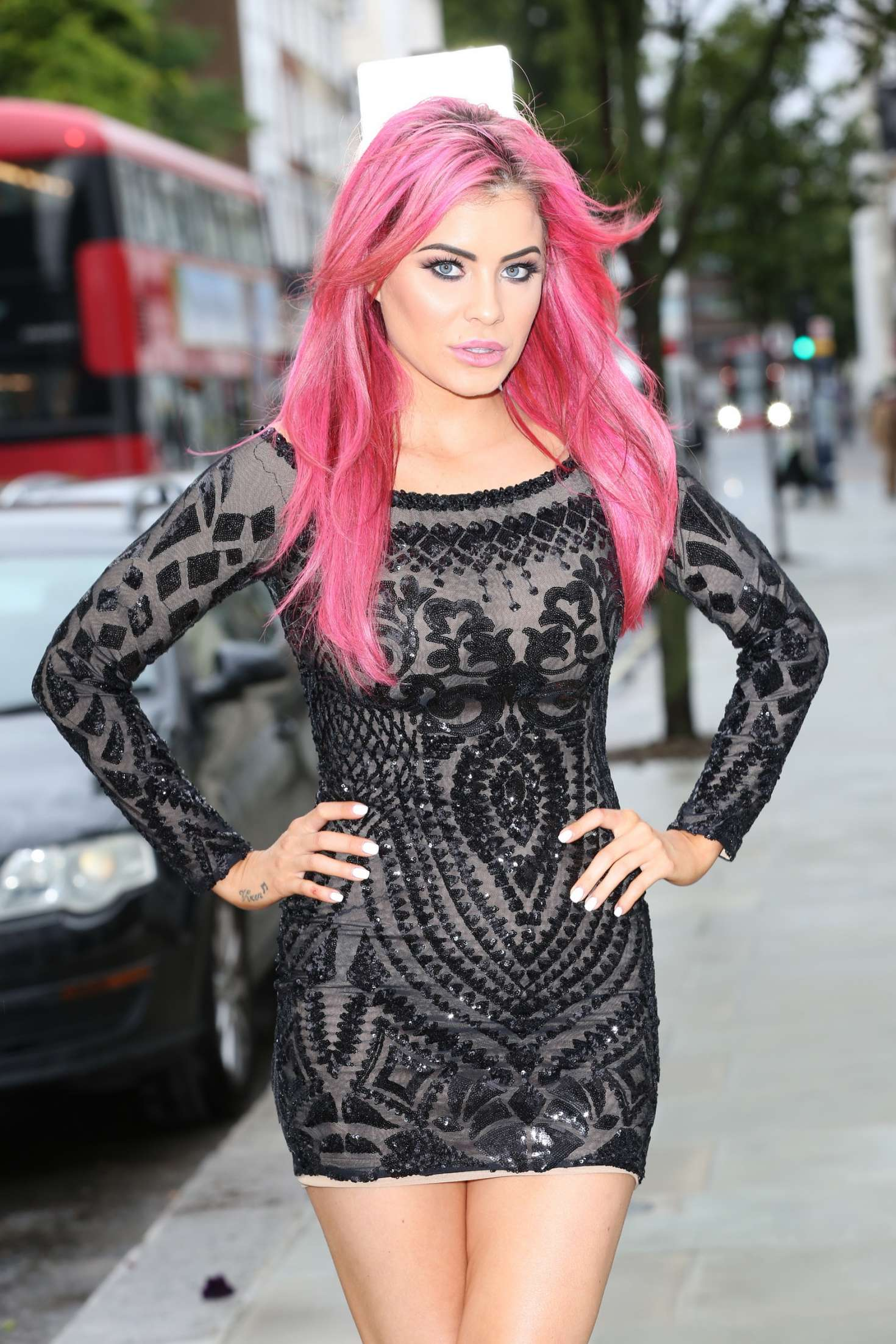 Carla howe in mini dress atomic blonde film event at village underground in london nudes (39 photo), Paparazzi Celebrity pictures
