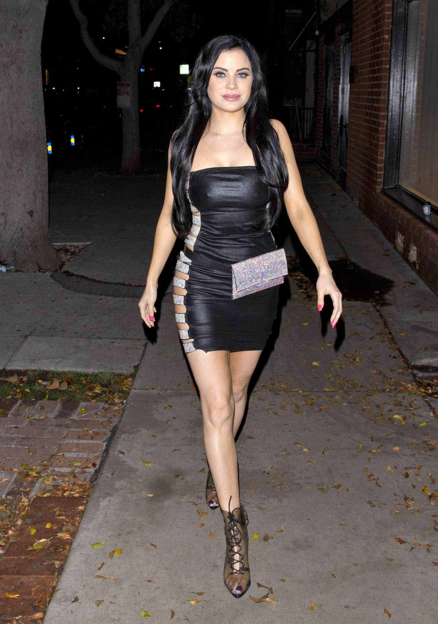 Watch Carla howe in mini dress atomic blonde film event at village underground in london video