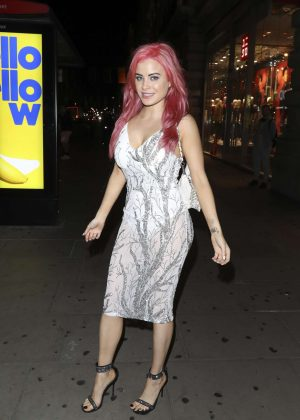 Carla Howe - Leaving Libertine in London