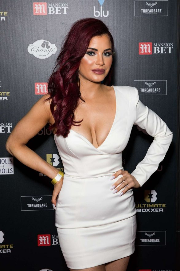 Carla Howe - Ultimate Boxxer 5 in London