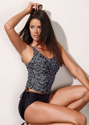 Carla Ossa - BonPrix Photoshoot (February 2016)