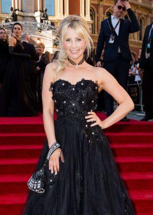 Carley Stenson - 2017 Olivier Awards in London