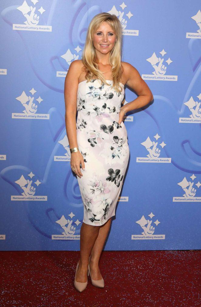 Carley Stenson: National Lottery Awards 2016 -02