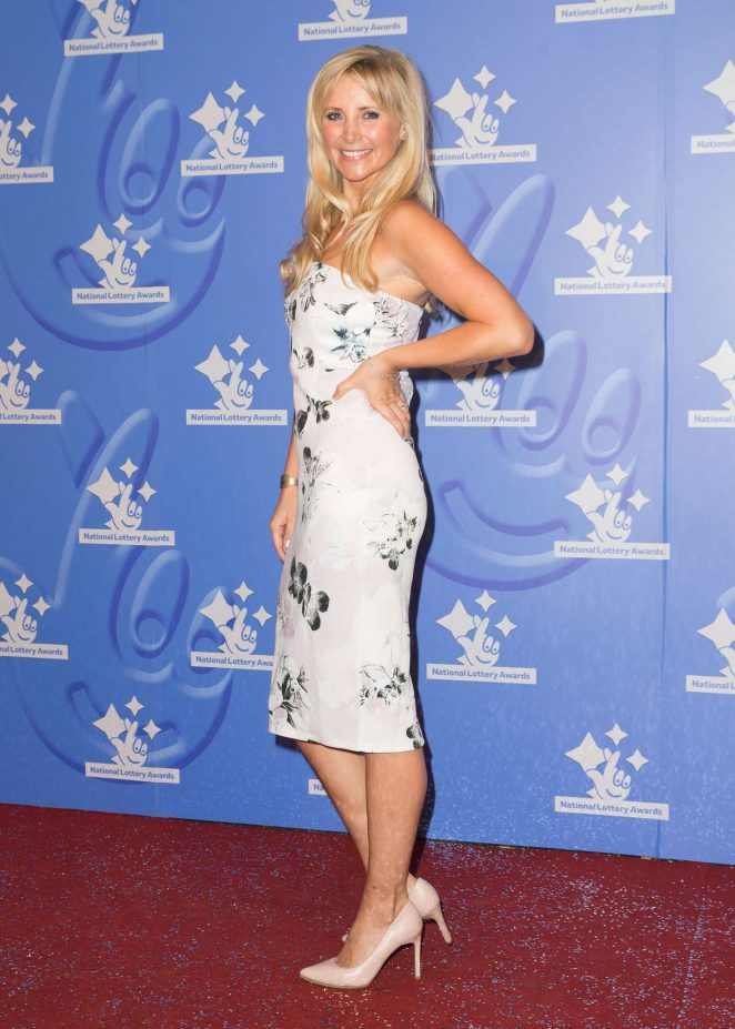 Carley Stenson: National Lottery Awards 2016 -06